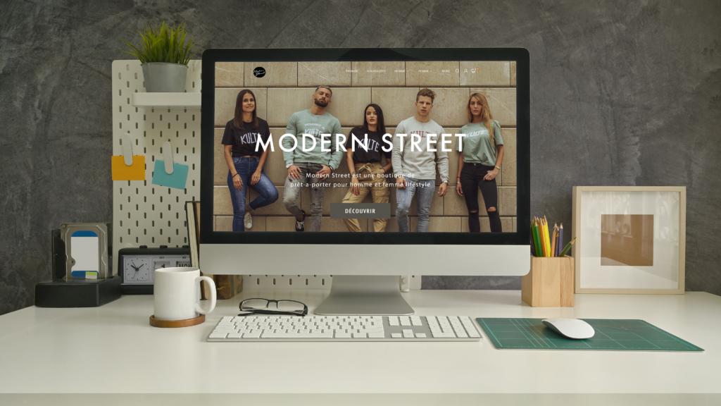 Modern-Street